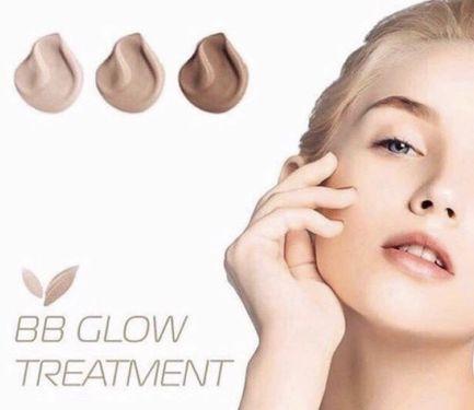 bb glow behandeling dermedics